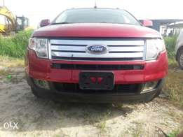 2008 Ford Edge (limited edition)