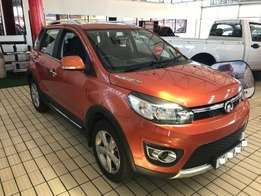 2015 GWM M4 1.5 CROSSOVER - R 134 995 (Finance Available)