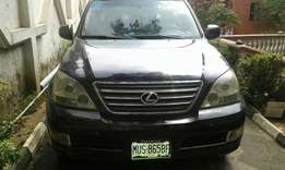 9ja used 04 lexus Gx470 for N3m