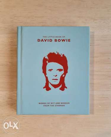 David Bowie The Little Book Of.