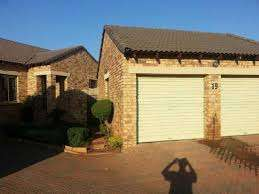 1Bedroom town house to rent in lyttelton near gautrain station 4rm May