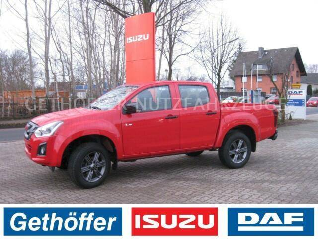 Isuzu D Max Double Cab Cust. AT Fury Navi AHK 3,5t