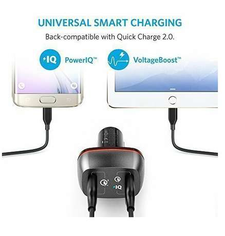 ANKER USB charger Powerdrive+. Quick Charge 3. Premium 2-Port USB Mombasa Island - image 4