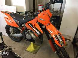 KTM 250 sx for sale
