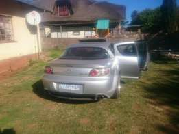 Mazda rx 8 swop or sell
