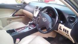 Lexus is250se automatic