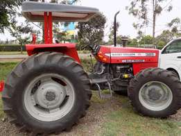New MF 385 4WD Optional, Powerful and Economical, 18 Months Warranty