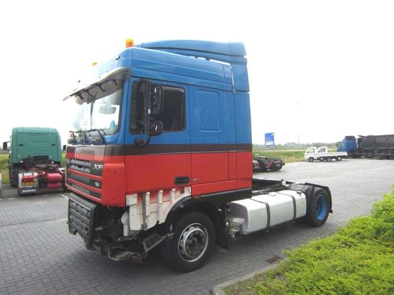 DAF XF 105/410 Spacecab Low-Deck !!!!!!!!! - 2008 - image 2