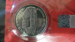 Collector's medal . Manchester United
