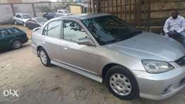 Accura CL saloon