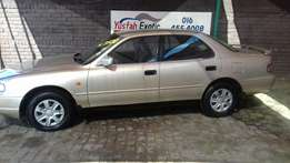 Toyota camry 200is