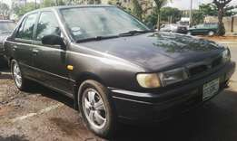 First body used Nissan sunny