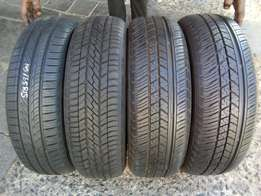 175/65/15 Dunlop tyres for sell