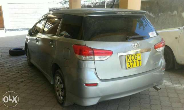 Toyota wish new shape on sale Nakuru East - image 1