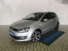 2011 Volkswagen Polo 1.6 Comfortline 5dr With Mags