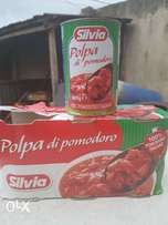 Canned fresh tomato (diced)