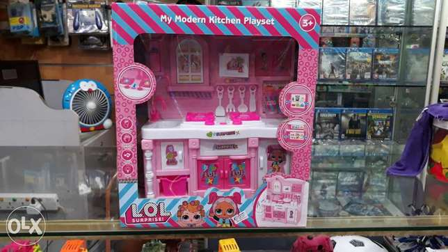 lol surprise kitchen set for kids for sell