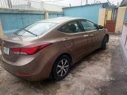 Hyundai Elantra (2015) Extremely clean like new for urgent sale!!!.. Slightly Negotiable.