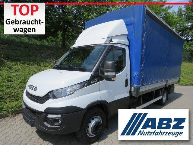 Iveco Daily 65C17 A8 Automatikgetriebe - 2016
