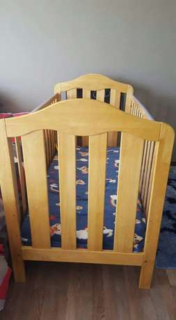 Mamas and Papas Cot/Toddler Bed Linden - image 2