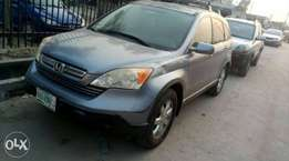 Honda CRV 2007 nig used first body
