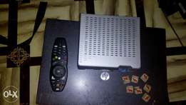 DSTV decoder + remote without charger. Working perfectly. 100% OK