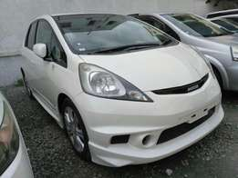 Honda Fit RS sports 2010 model. KCM number. Loaded with alloy rims