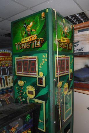 автоматы мистер игровые твистер продам