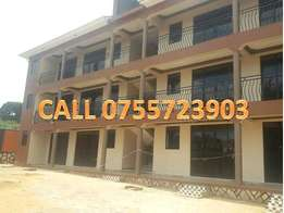 Perfectly priced 2 bedroom apartment in Seeta near rider hotel at 350k