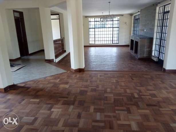 4bedroomed townhouse plus dsq to let in karen Ngong - image 5