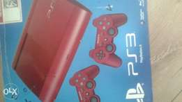 Ps3 red limited edition