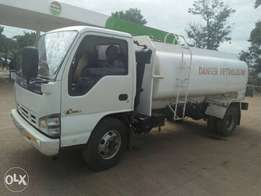 Isuzu NPR 2014 petroleum tanker on sale