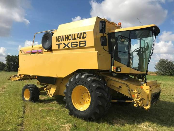 New Holland Tx68 Slh - 1996