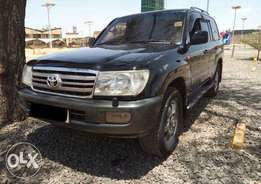 Toyota land cruiser Amazon 100 series