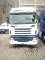 Scania R440 Limited units-2011/12