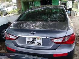 2016 Registered 2012 Hyundai Sonata Limited