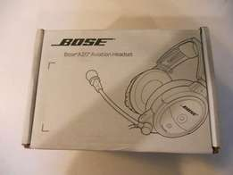 Bose A20 Aviation Headset Bluetooth GA/Dual Plug