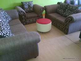 !!!Special!!!3pc Picasso Lounge Suite