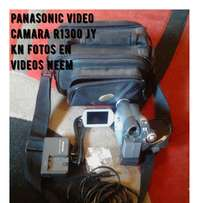 Panasonic video kamara te koop