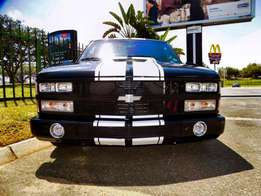 1995 Chevrolet Silverado Pickup Truck Single Cab