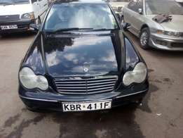 Mercedes benz C200 - 2006 model - Kompressor