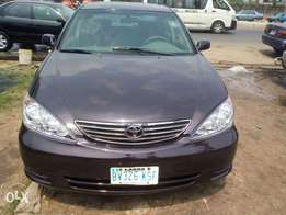Clean Nigerian used Toyota Camry Big Daddy