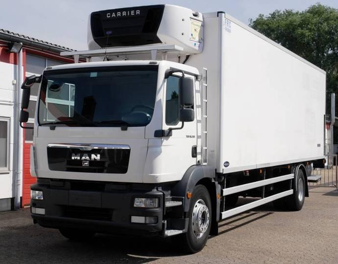MAN Tgm 18.290 Kühlkoffer 8,70m Carrier Klima E5 Tüv - 2011