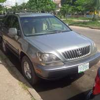 NIGERIAN USED Lexus RX300, 2002. Full Option.