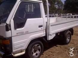 Neatly used Toyota Dyna up for grabs!