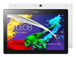 Lenovo tab2 A10 16gb 4g and wifi with sim slot 2 months old