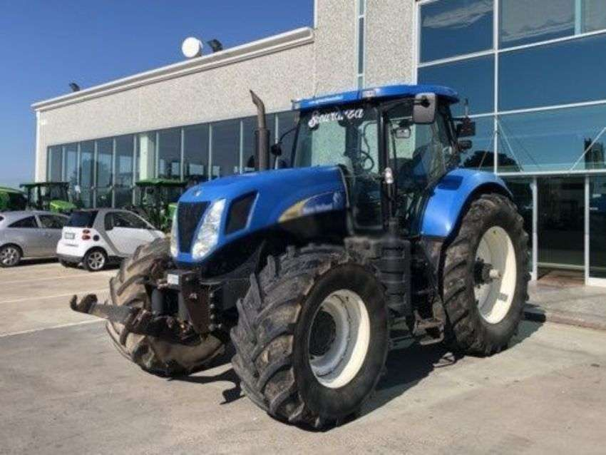 New Holland T 7060 - 2010