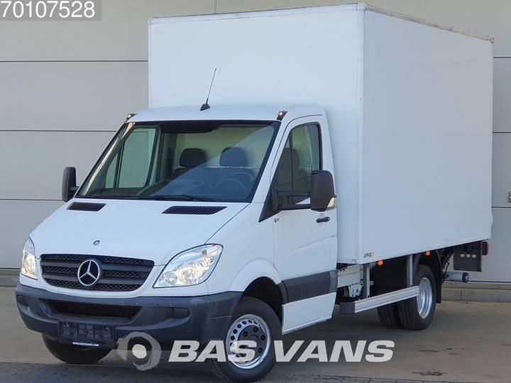 Mercedes-Benz Sprinter 513 CDI 130pk Bakwagen Laadklep Meubelbak LBW 18m3 - 2013