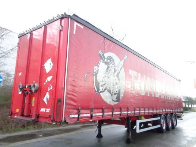 Schmitz Cargobull 03TUV XL12642 - 2012