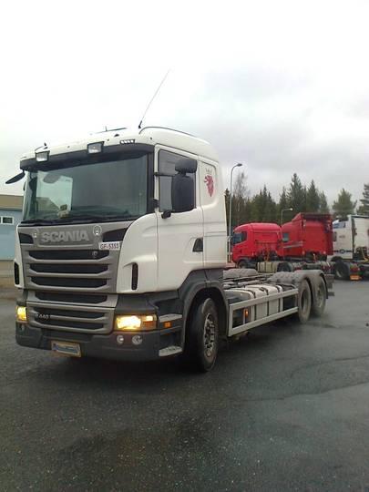 Scania R 440 Lb - 2010